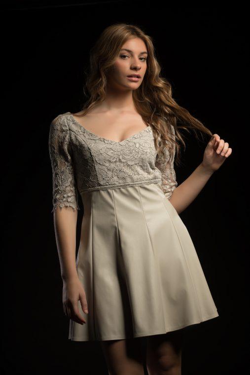 Vestido elegante sensse almeria