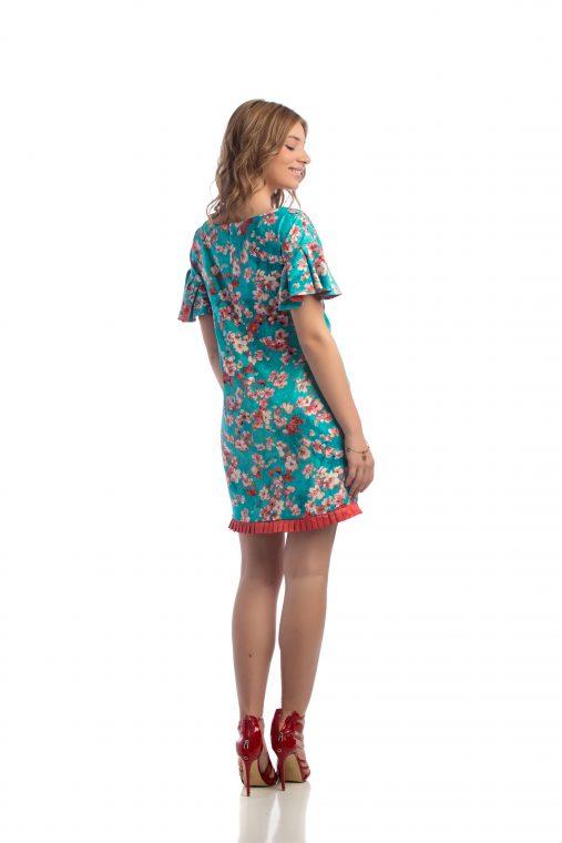 Vestido evento floral sensse almeria