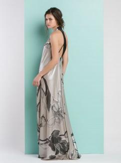 Vestido largo elegante sensse